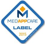 Medappcare Label 2015